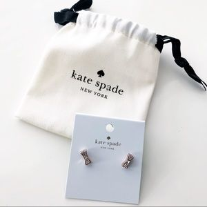 Kate Spade Ready Set Bow Earrings